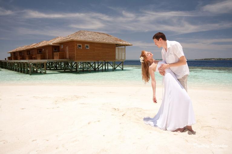 Свадьбы фото на мальдивах новые